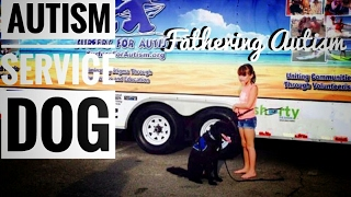 What Does An Autism Service Dog Do?