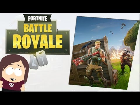 Fortnite || F2P Battle Royale 3rd Person Shooter