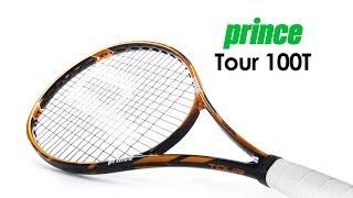 Prince Tour 100T Racquet Review