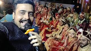 Chapaneri modh Ghachi Samuh lagan Host by RJ VEER