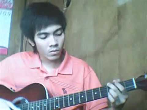 The Past - Jed Madela (fingerstyle guitar cover)