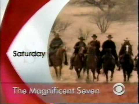 1998 - Bumpers for 'Judge Joe Brown' & 'The Magnificent Seven'