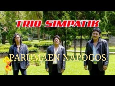 PARUMAEN NAPOGOS | LAGUBATAK | SIMPATIK TRIO | ORIGINAL VIDEO