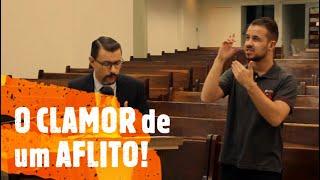 IP Arapongas - Pr Antonio Donadeli - Clamor de um  Homem Aflito - 29-03-2020