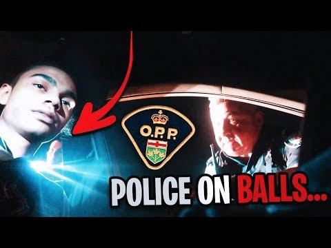 POLICE Tried to Arrest Me...