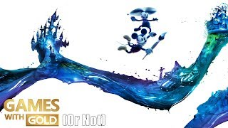 Epic Mickey 2: The Power Of Two   Not So Much A Games With Gold