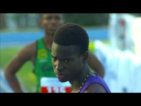Christopher taylor 400m 2016 Cayman invitational.