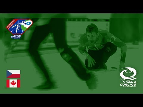 Czech Republic v Canada - Round-robin - World Mixed Doubles Curling Championship 2018
