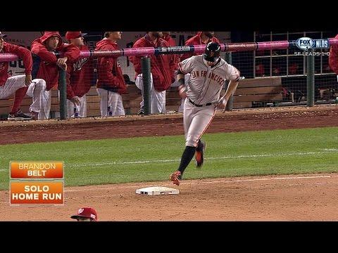 Belt breaks tie with 18th-inning homer