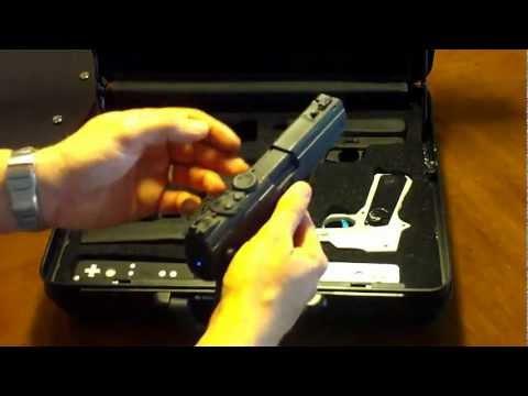 MoProUSA  Wii U Integrated Light Gun Pistols (Home)