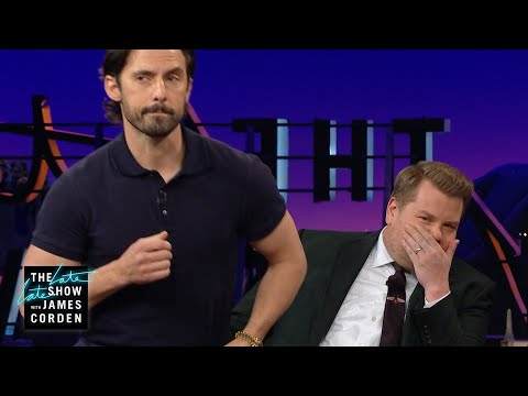 Milo Ventimiglia Busts Out His Hasty Pudding Lap Dance