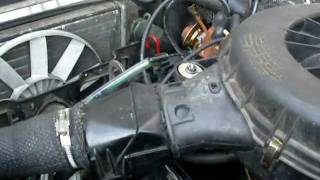 Problème allumage Renault Clio I 1.1L