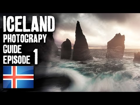 Landscape Photography in Iceland - Episode 1 - Introduction and Reykjanesta
