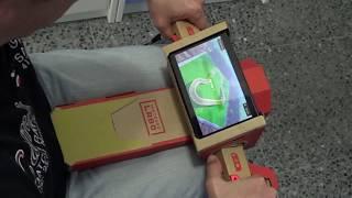 Vídeo Nintendo Labo Toy-Con 01 - Kit Variado