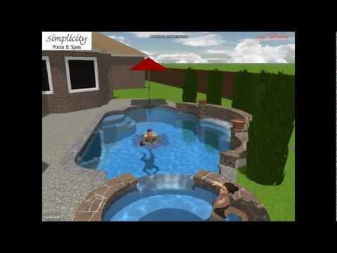 Lyon Residence New Pool Design