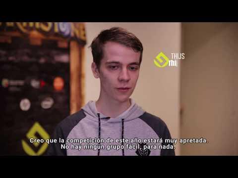 Gamegune 2017 - Players Interviewed