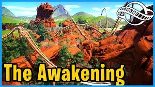 The Awakening, Xolotl's Revenge & Fright Tentment! Coaster Spotlight 803: Planet Coaster