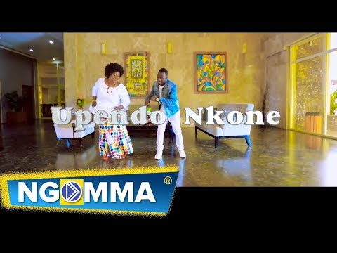 Fabian Modern ft Upendo Nkone - Nataka Nikuone Yesu(Official Video)