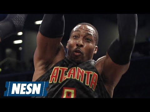 Atlanta Hawks Trade Dwight Howard To Hornets For Miles Plumlee
