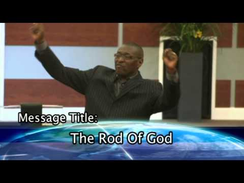 The Rod Of God by Pastor Bank Akinmola