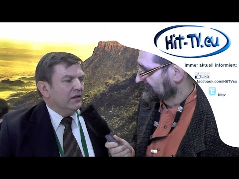ITB 2015 Interview mit Adilson Draeger - Brasilien