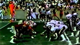 Week 12 - 1985: Houston Gamblers vs Memphis Showboats