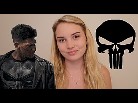 Reacting To The Punisher Trailer