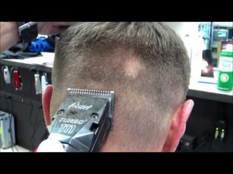 how to give a mens fade haircut with clippers