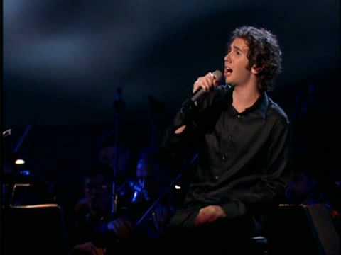 Josh Groban & Andrea Corr - Canto alla vita (live)