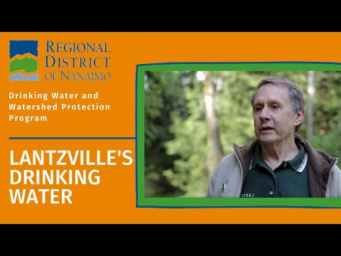 Drinking Water Week 2013 - Lantzville's Drinking Water