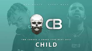 [FREE] YBN Cordae x Drake Type Beat 2019 - Child (prod. By DangeBeats) Video