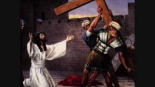 The Carrying Of The Cross By Danielle Rose