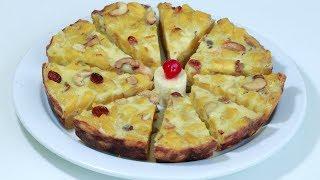 പഴം കൊണ്ട് ഒരു നല്ല പലഹാരം / Malabar Spl Easy Tasty  Kaipola / Pazham Pola / Pazam Cake || Rcp : 224