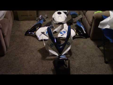 Buying Motorcycle Fairings From EBay | MotoEgg Fairings Reiview