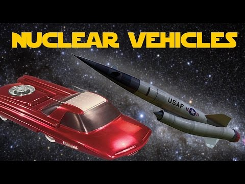 5 Crazy Nuclear Powered Vehicles | Generation Tech
