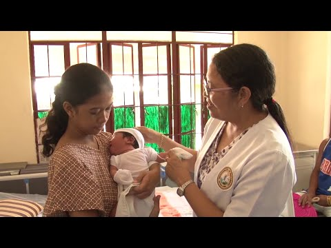 Philippines: Restoring health services after Typhoon Haiyan