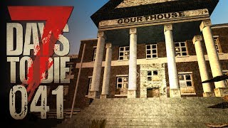 🔨 7 Days to Die [041] [Bücherladen ausrauben] Let's Play Gameplay Deutsch German thumbnail