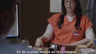 Orange Is The New Black - Season 3 3x03 Piper & Alex Scenes Part 1/4 SUBTITULADO ESPAÑOL