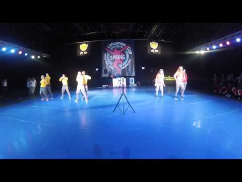 Intrus / Intrus (Vilnius)   Hip Hop Small Group Juniors + Adults   Lithuanian SPRING Cup 2013