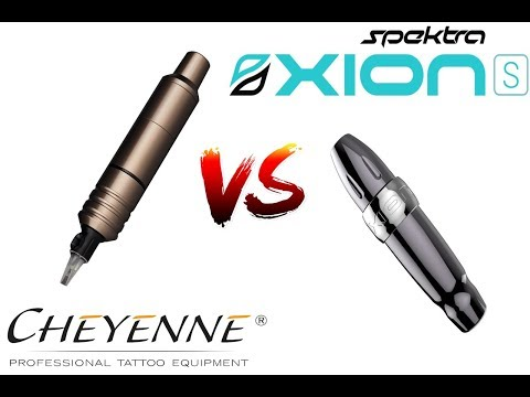 Machine Comparison and Review Cheyenne Pen Vs Xion S
