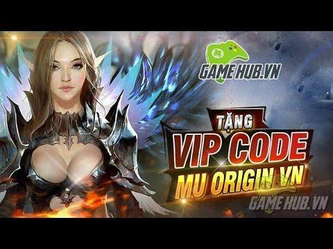 [Gái & Game] Tặng VIP CODE Mu Origin VN