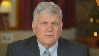 Franklin Graham slams Rosie O'Donnell's attack on Paul Ryan