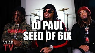 DJ Paul: Tekashi 6ix9ine Is The Smartest Rapper Ever Outside of Master P (Part 9)