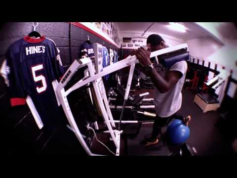 Will Blackmon Trains and Rehabs ACL Injury with Sport Science Lab