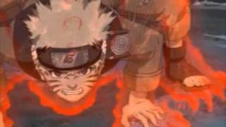 Curses Bullet for My Valentine Naruto
