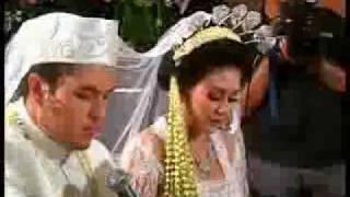 Nikahan Rifat Sungkar dan Sissy Priscillia Gelar Pesta Kebun - CumiCumi.com