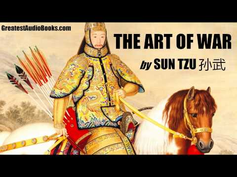 THE ART OF WAR - FULL AudioBook | GreatestAudioBooks.com V2