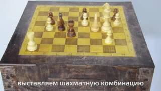 Шахматы. Устройства для квест-комнат Chess. Devices for quest rooms Электроника для квеста