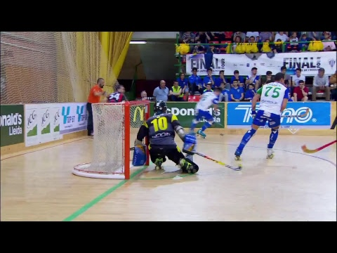 Final Four CERS Cup - Semifinal - CE Lleida (SP) v H. Breganze (IT)