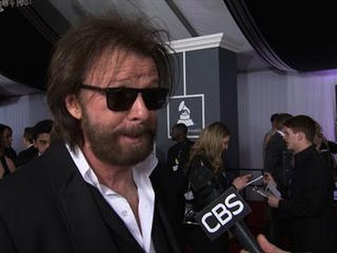 55th Grammy Awards - Ronnie Dunn Interview